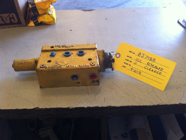 Part: 8J7488 for Model: D7G - Ring Power Used Caterpillar Parts