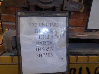 Part Number: ENG-BLOCK-1H5652     for Caterpillar 318