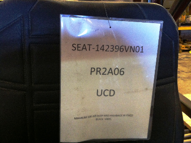 Part Number: SEAT-142396VN01      for Caterpillar MSC