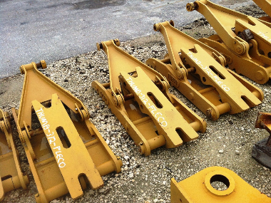 Part Number: THUMB-312-FLECO      for Caterpillar 312