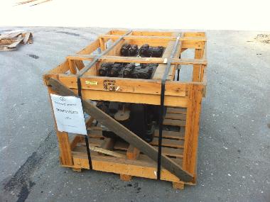 Part Number: TRANS-420D-1920849   for Caterpillar 420D