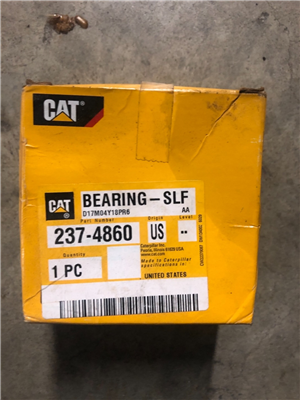 Part Number: 2374860              for Caterpillar D6T